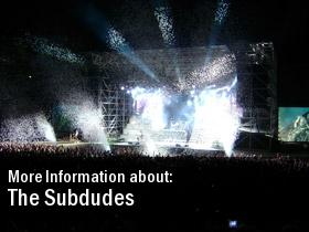2011 The Subdudes Show