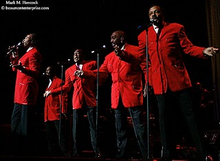 2011 Show The Temptations