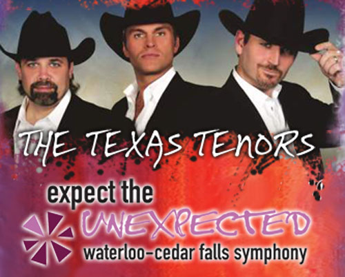2011 Tour Dates The Texas Tenors