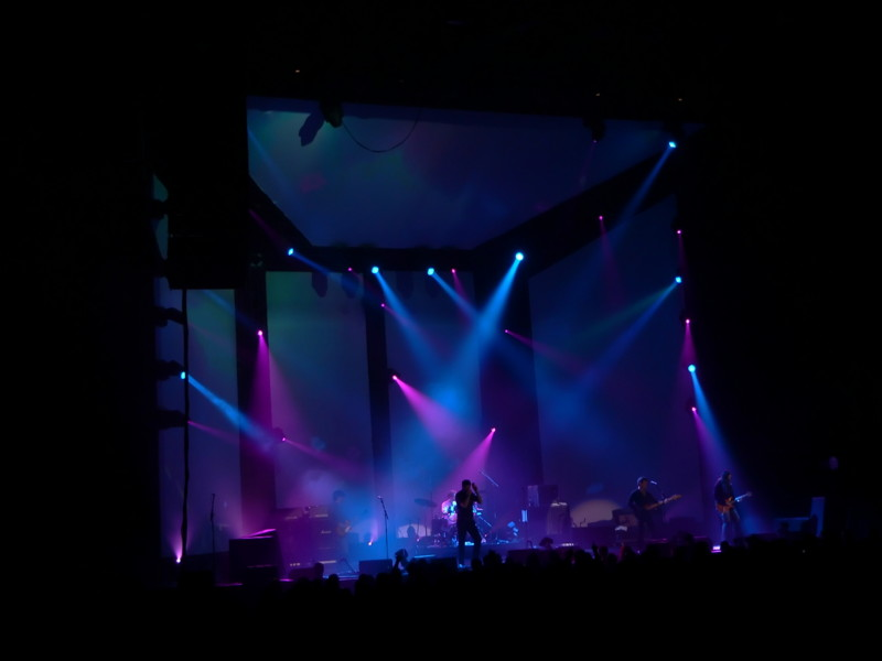 The Tragically Hip 2011 Show