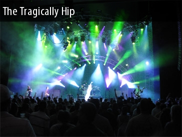 Tickets The Tragically Hip Show