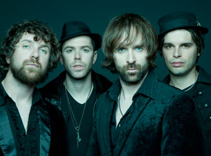 The Trews Capital Music Hall Tickets