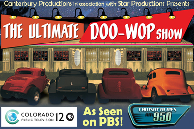 The Ultimate Doo Wop 2011 Tour Dates