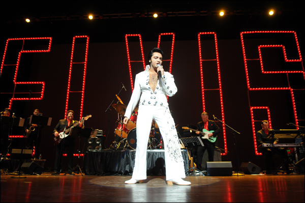 The Ultimate Elvis Tribute Star Plaza Theatre Tickets