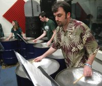 The University Of Akron Steel Drum Band Dates Tour 2011
