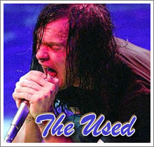 2011 Tour The Used Dates