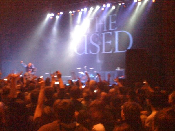 The Used First Avenue