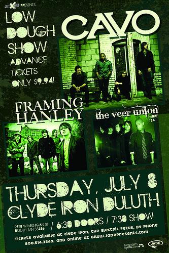 Concert The Veer Union