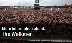 The Walkmen Tickets Show
