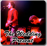 The Wedding Present 400 Bar