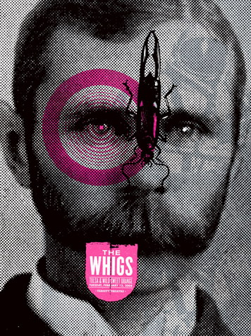 The Whigs 2011 Dates Tour