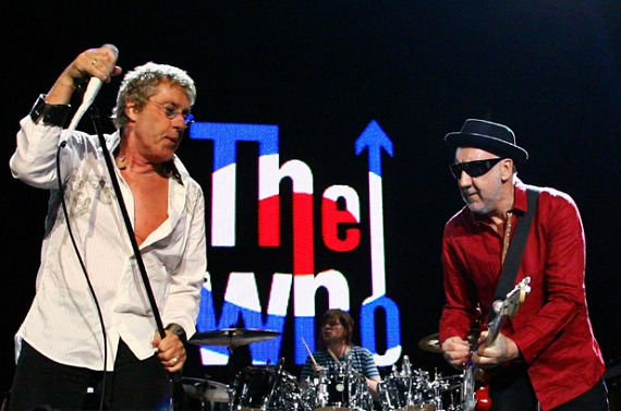 The Who Boston MA