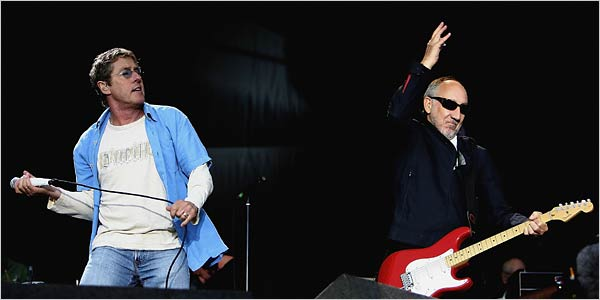 The Who Dates 2011
