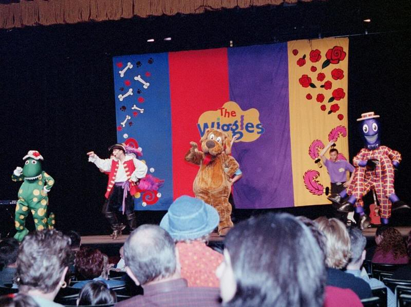 Tour 2011 Dates The Wiggles