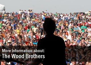 The Wood Brothers Fine Line Music Cafe