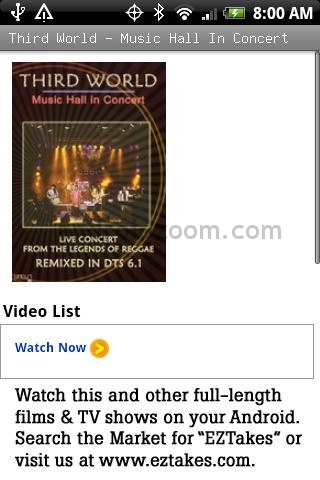 Third World Tickets Kanawha Plaza