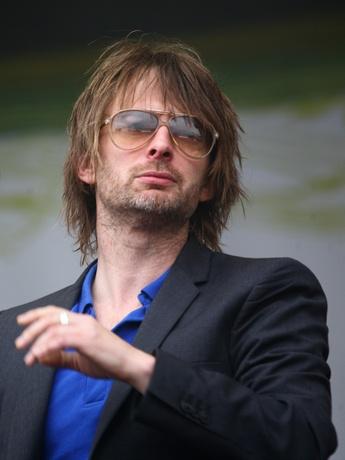 Show 2011 Thom Yorke