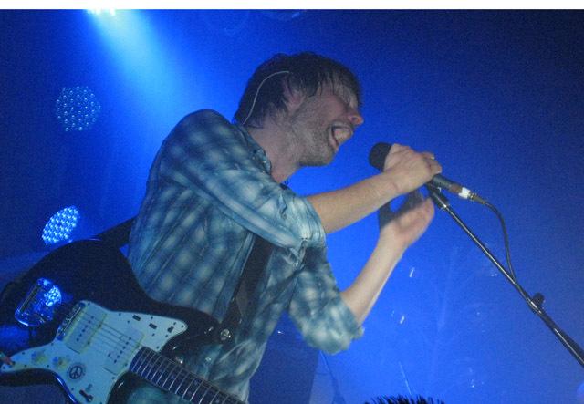 Tickets Show Thom Yorke