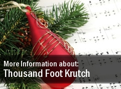 Thousand Foot Krutch Tickets