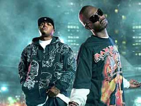 2011 Three 6 Mafia Dates