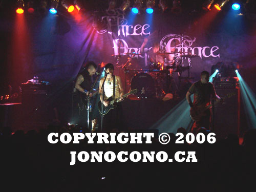 Tickets Three Days Grace