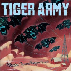 Tickets Show Tiger Army