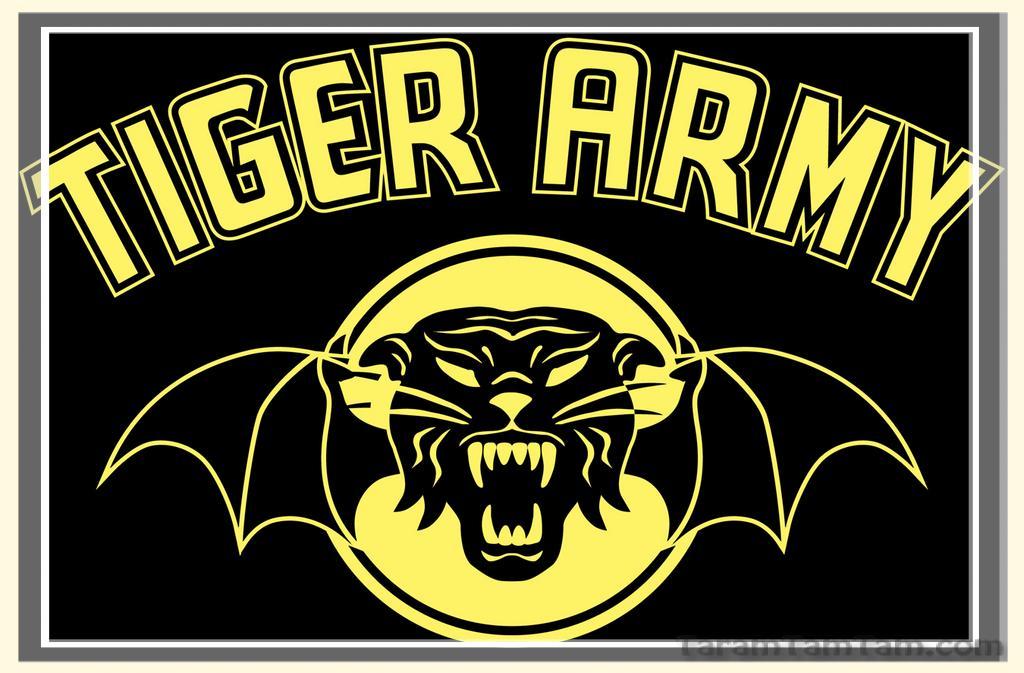 Tiger Army 2011