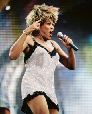 Tina Turner Dallas TX