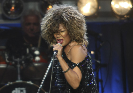 Tina Turner Dates 2011