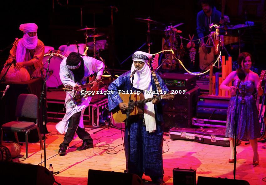 Tinariwen Tour London