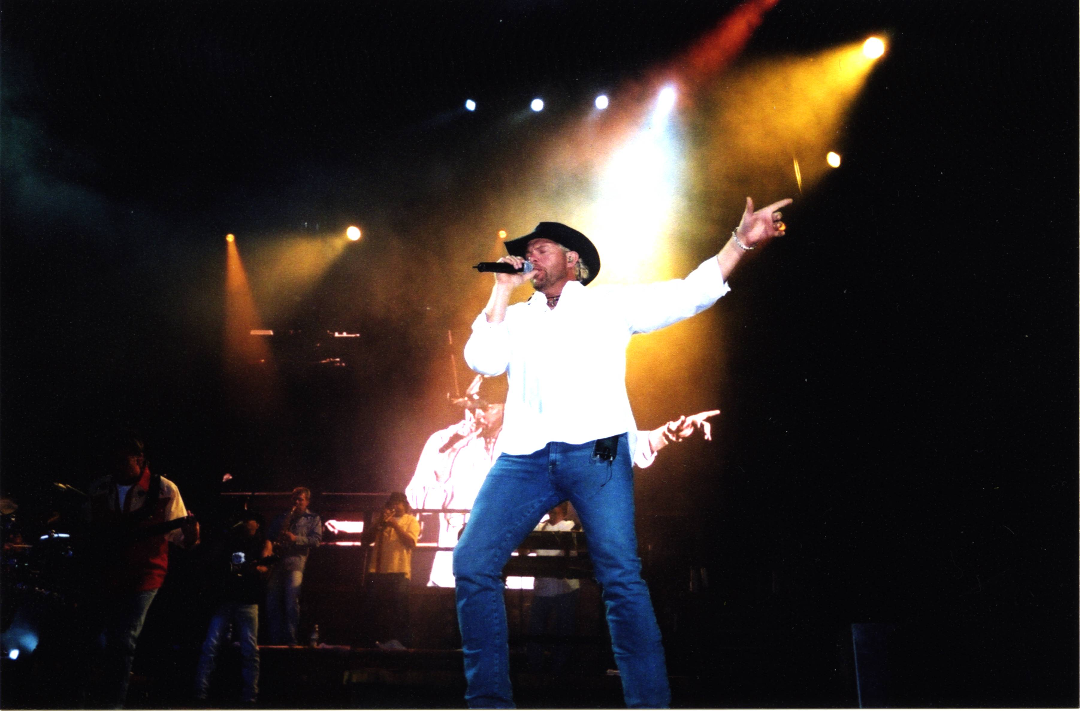 Toby keith concert dates in Perth