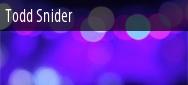 Todd Snider Concert