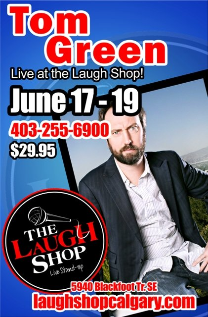 Tom Green Tickets Vernon Hills