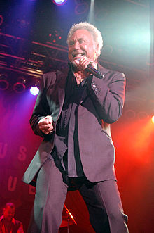 Dates 2011 Tom Jones Tour