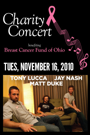 Tony Lucca Pittsburgh Tickets