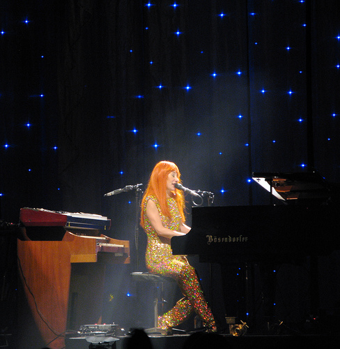 Tori Amos Boston Tickets