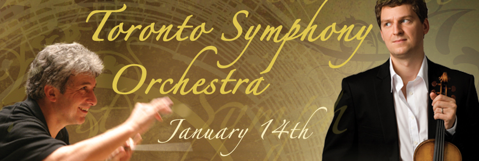 2011 Dates Toronto Symphony Orchestra