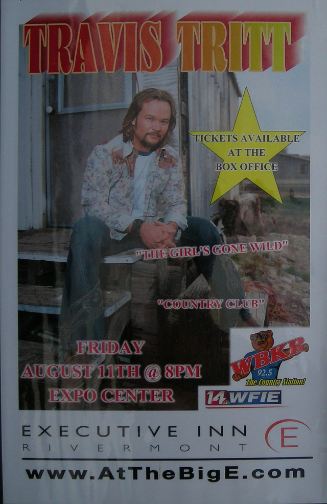 Travis Tritt 2011 Tour Dates