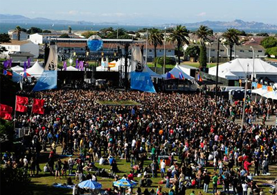 2011 Dates Treasure Island Music Festival
