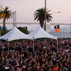 Treasure Island Music Festival 2011