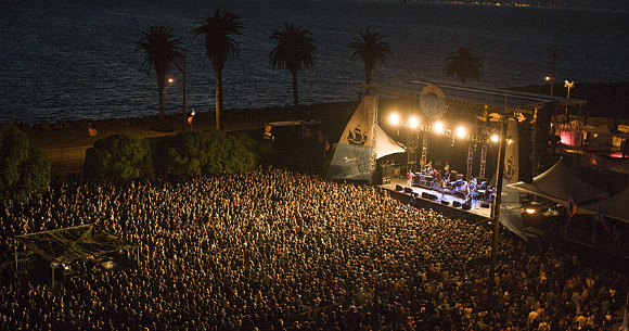 Treasure Island Music Festival Concert