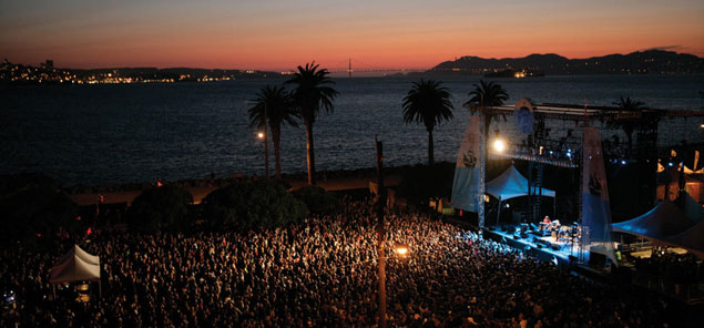 Treasure Island Music Festival Tour 2011 Dates