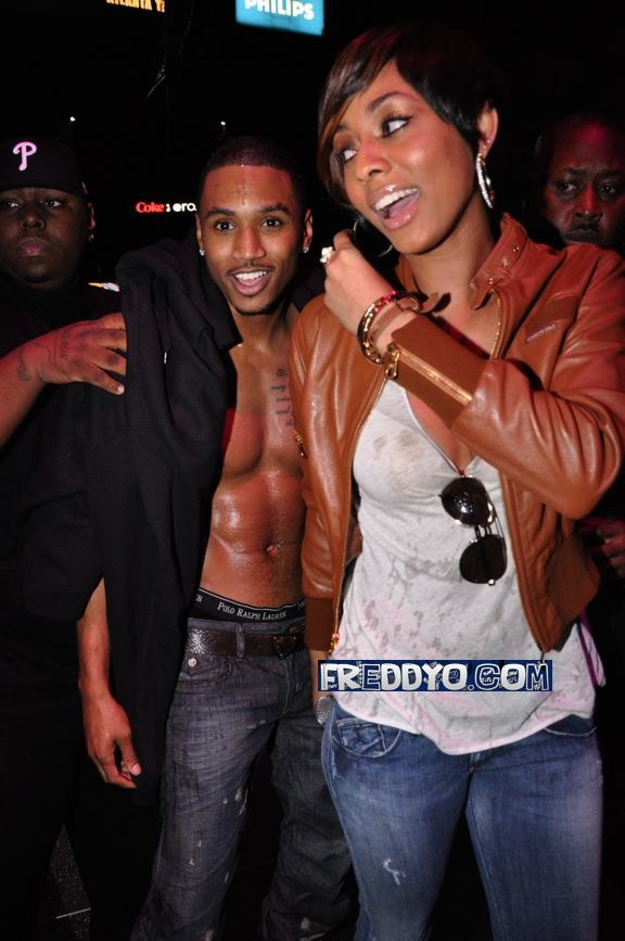 Trey Songz New York