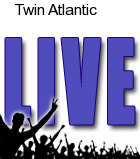 Twin Atlantic Show 2011