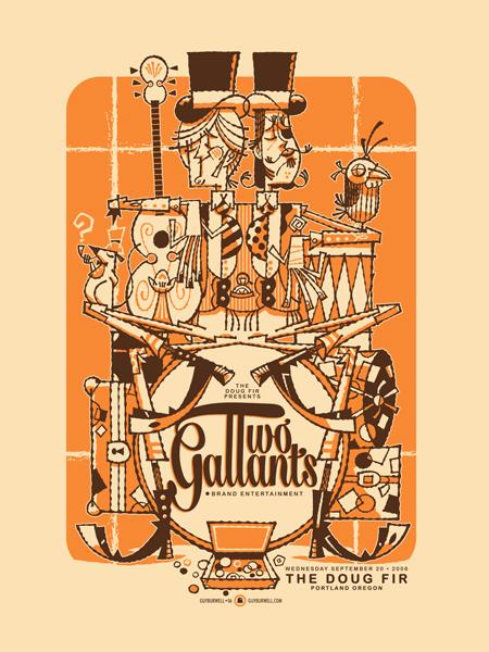 Two Gallants Los Angeles Tickets