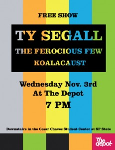 Ty Segall Tickets New York