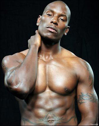 Tyrese Gibson Oakland CA