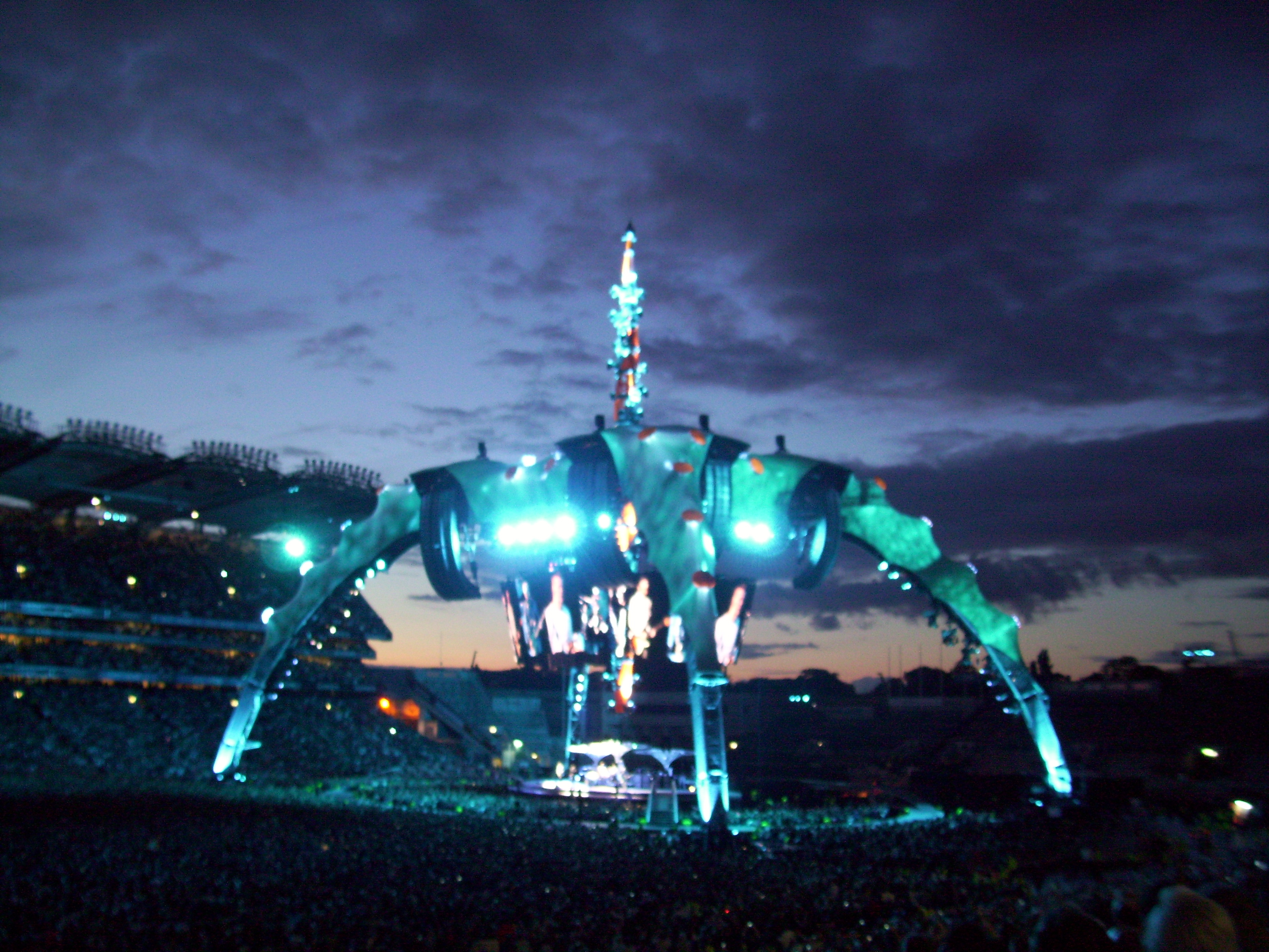 2011 U2 Dates