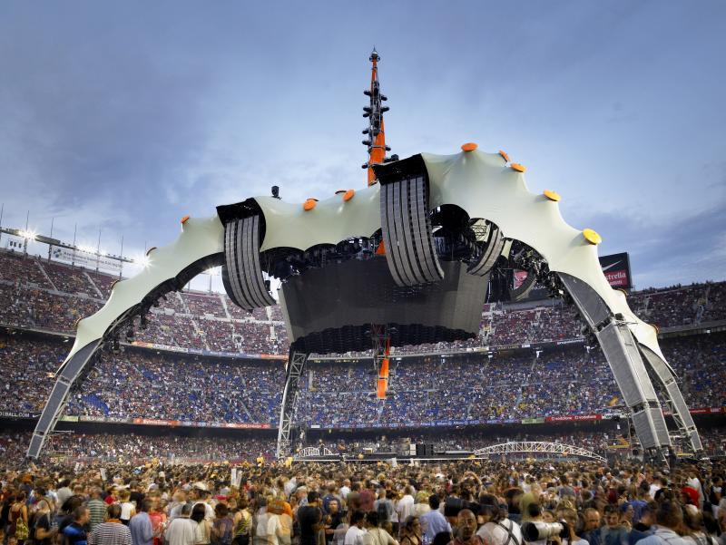 Tickets U2 Show
