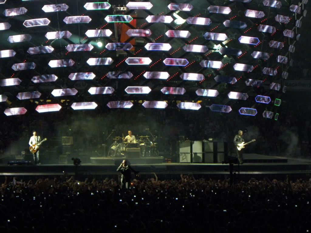U2 Show 2011